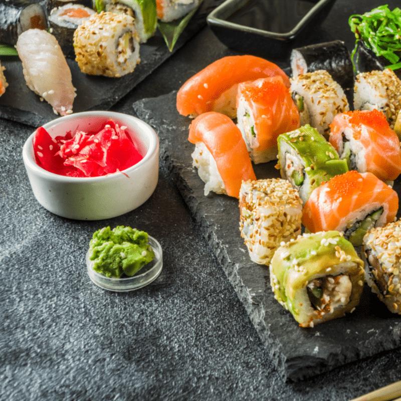 Restaurant de sushi à L'Isle-sur-la-Sorgue